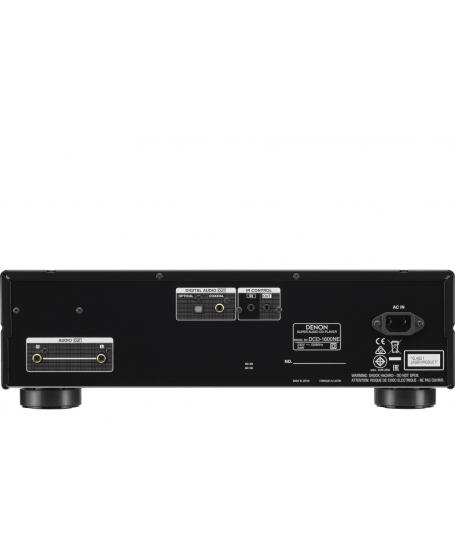 Denon DCD-1600NE SACD CD Player