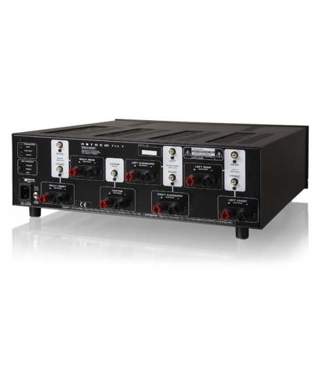Anthem PVA 7 Power Amplifier Made In Canada