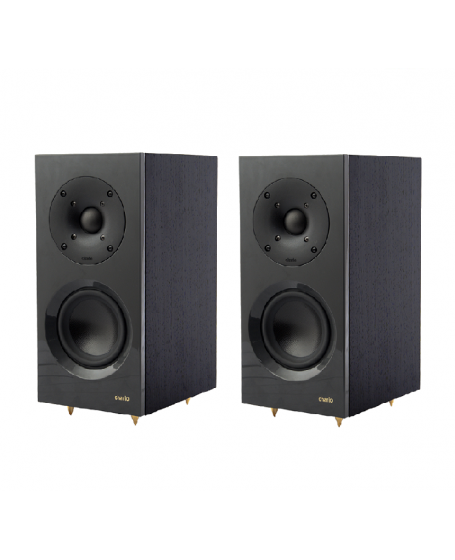 Chario Studio 1016 Bookshelf Speakers (Italy)