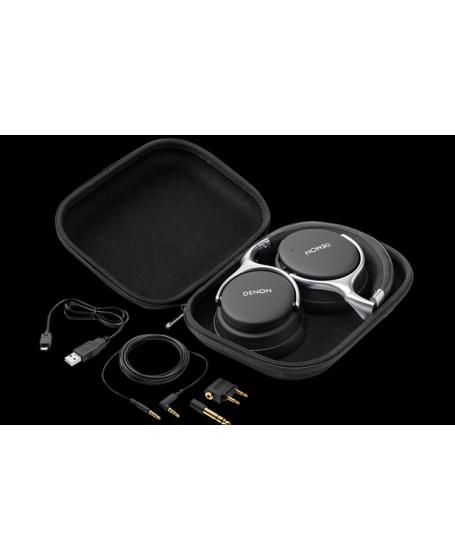 Denon AH-GC20 Wireless Noise Canceling Over-Ear Headphones