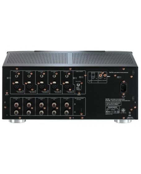 Marantz MM7055 140W 5Ch Power Amplifier