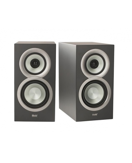 ELAC Uni-Fi BS U5 Slim 3 Way Bookshelf Speaker