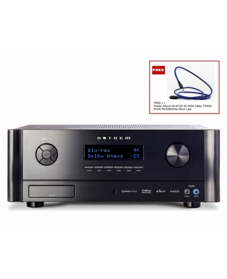 Anthem MRX 1120 11.2-ch Network AV Receiver