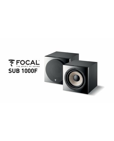 Focal SUB 1000F 12